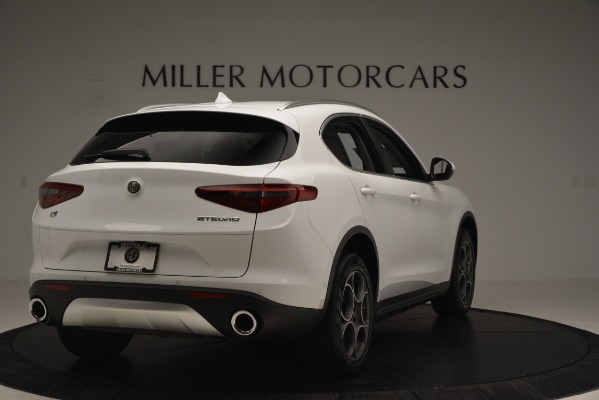 New 2019 Alfa Romeo Stelvio Q4 for sale Sold at Alfa Romeo of Westport in Westport CT 06880 7