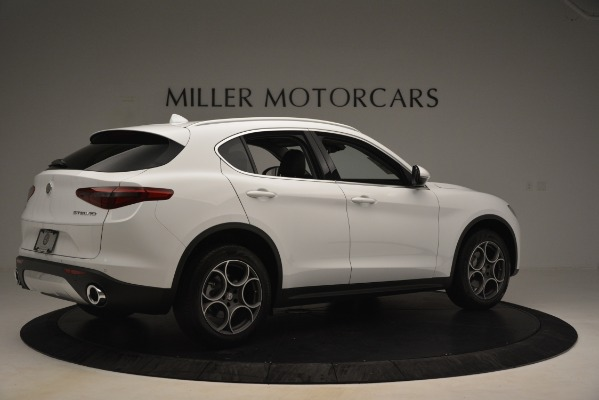 New 2019 Alfa Romeo Stelvio Q4 for sale Sold at Alfa Romeo of Westport in Westport CT 06880 8