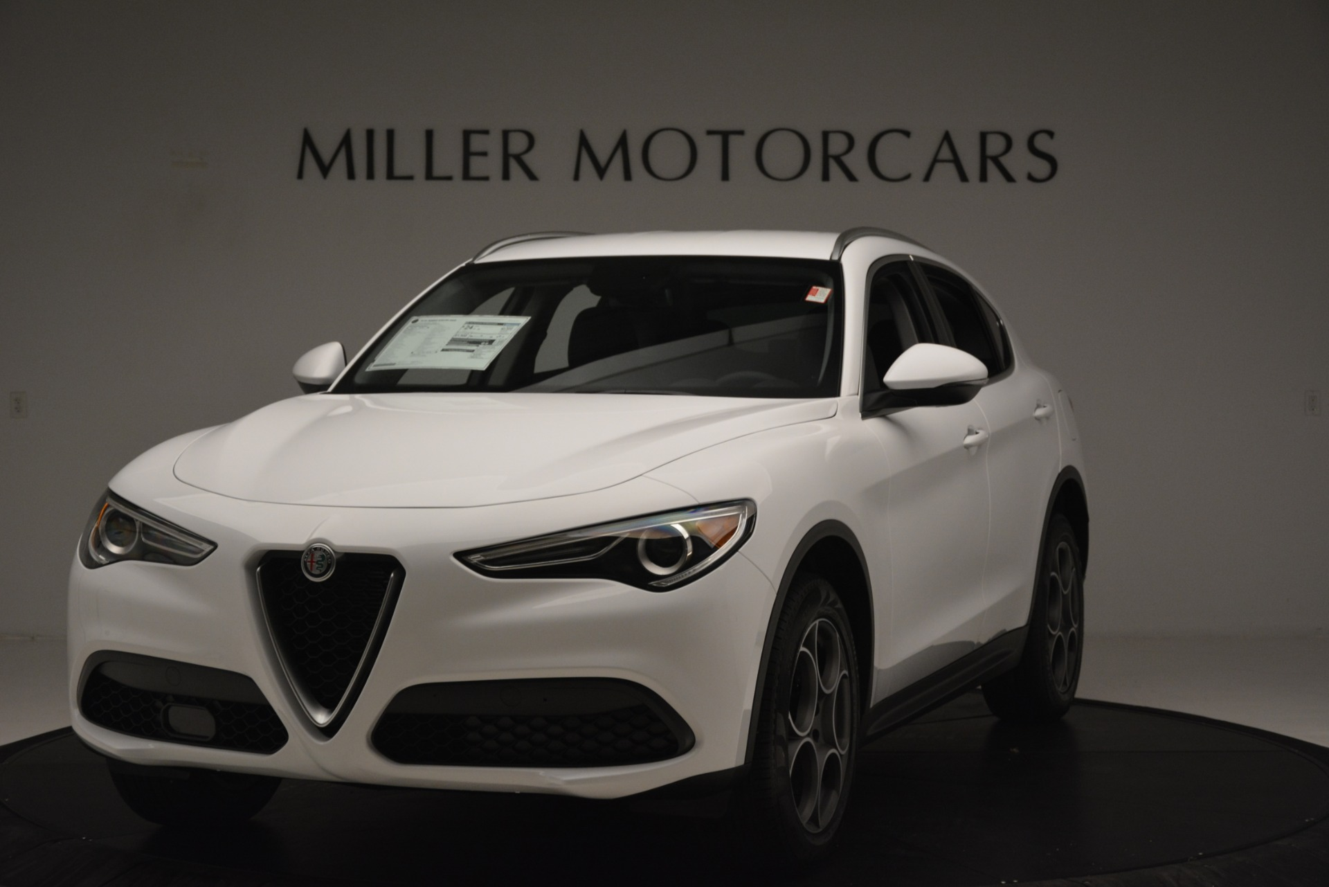 New 2019 Alfa Romeo Stelvio Q4 for sale Sold at Alfa Romeo of Westport in Westport CT 06880 1