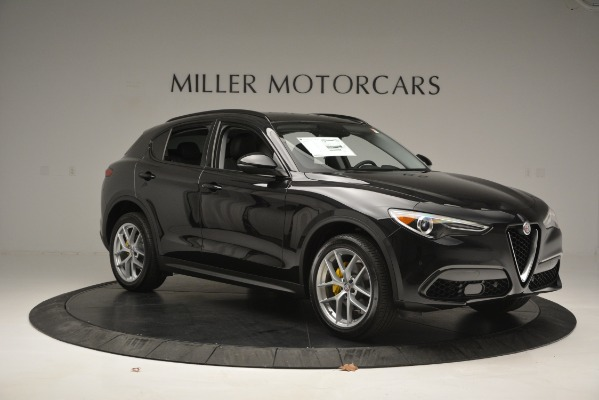 New 2019 Alfa Romeo Stelvio Ti Sport Q4 for sale Sold at Alfa Romeo of Westport in Westport CT 06880 10