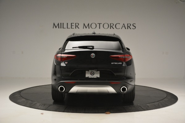 New 2019 Alfa Romeo Stelvio Ti Sport Q4 for sale Sold at Alfa Romeo of Westport in Westport CT 06880 6