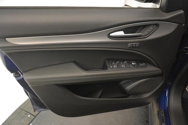 New 2019 Alfa Romeo Stelvio Ti Sport Q4 for sale Sold at Alfa Romeo of Westport in Westport CT 06880 17
