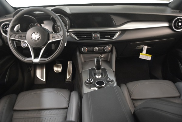 New 2019 Alfa Romeo Stelvio Ti Sport Q4 for sale Sold at Alfa Romeo of Westport in Westport CT 06880 16