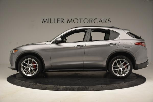 New 2019 Alfa Romeo Stelvio Ti Sport Q4 for sale Sold at Alfa Romeo of Westport in Westport CT 06880 3