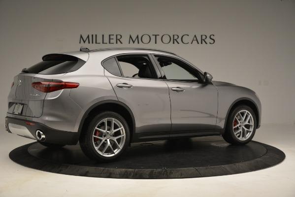 New 2019 Alfa Romeo Stelvio Ti Sport Q4 for sale Sold at Alfa Romeo of Westport in Westport CT 06880 8