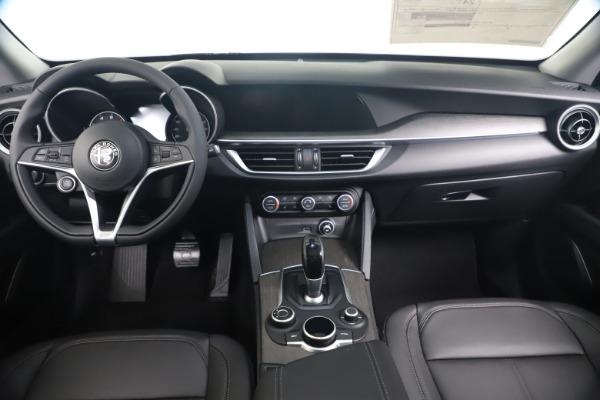 New 2019 Alfa Romeo Stelvio Ti Q4 for sale Sold at Alfa Romeo of Westport in Westport CT 06880 16