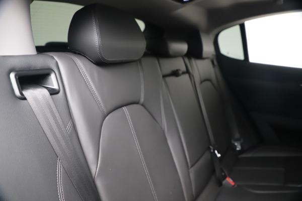 New 2019 Alfa Romeo Stelvio Ti Q4 for sale Sold at Alfa Romeo of Westport in Westport CT 06880 26