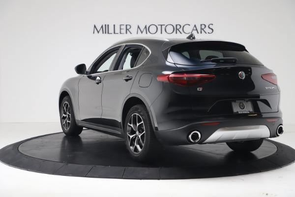 New 2019 Alfa Romeo Stelvio Ti Q4 for sale Sold at Alfa Romeo of Westport in Westport CT 06880 5