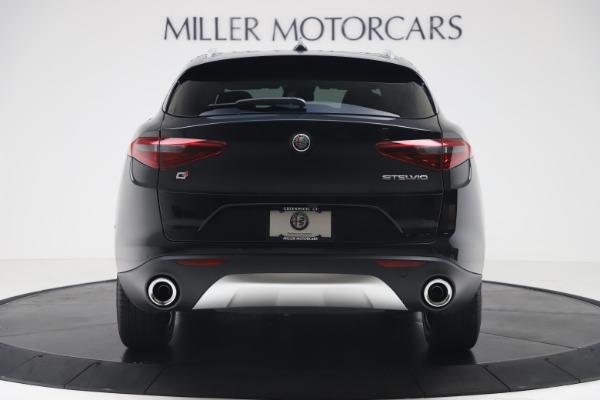 New 2019 Alfa Romeo Stelvio Ti Q4 for sale Sold at Alfa Romeo of Westport in Westport CT 06880 6