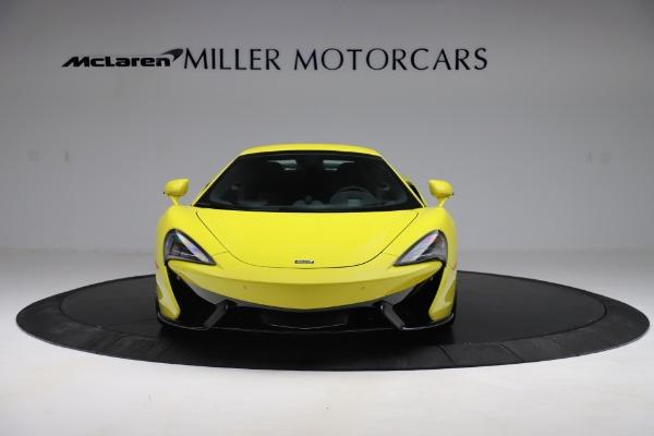 New 2019 McLaren 570S SPIDER Convertible for sale $227,660 at Alfa Romeo of Westport in Westport CT 06880 16