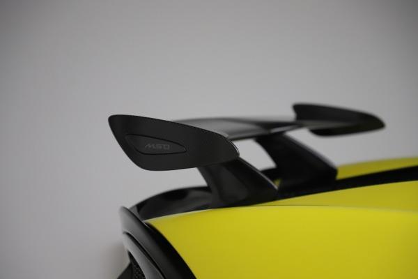 New 2019 McLaren 570S SPIDER Convertible for sale $227,660 at Alfa Romeo of Westport in Westport CT 06880 23