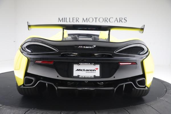 New 2019 McLaren 570S SPIDER Convertible for sale $227,660 at Alfa Romeo of Westport in Westport CT 06880 28