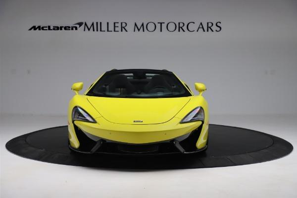 New 2019 McLaren 570S SPIDER Convertible for sale $227,660 at Alfa Romeo of Westport in Westport CT 06880 8