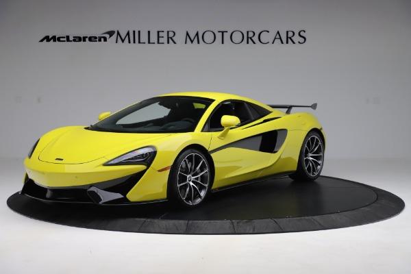 New 2019 McLaren 570S SPIDER Convertible for sale $227,660 at Alfa Romeo of Westport in Westport CT 06880 9