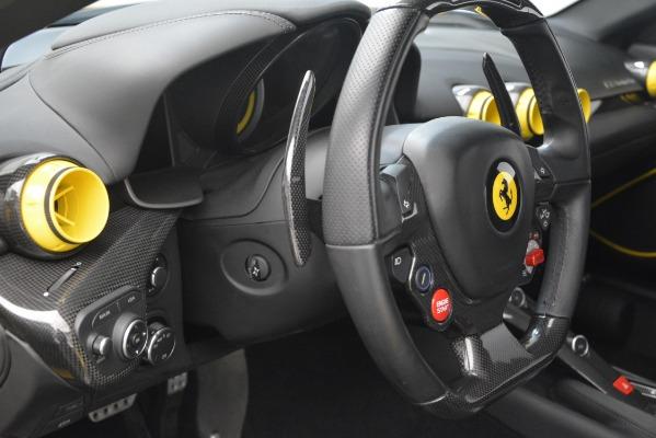 Used 2015 Ferrari F12 Berlinetta for sale $259,900 at Alfa Romeo of Westport in Westport CT 06880 20