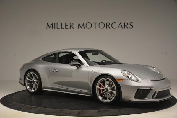 Used 2018 Porsche 911 GT3 for sale Sold at Alfa Romeo of Westport in Westport CT 06880 11