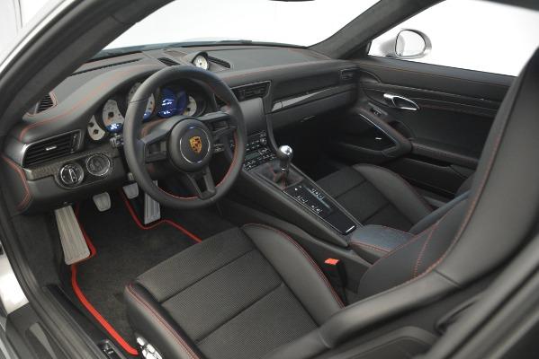 Used 2018 Porsche 911 GT3 for sale Sold at Alfa Romeo of Westport in Westport CT 06880 13