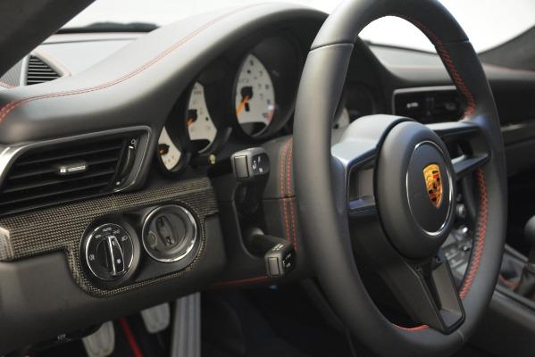 Used 2018 Porsche 911 GT3 for sale Sold at Alfa Romeo of Westport in Westport CT 06880 16