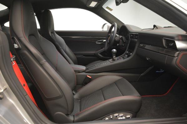 Used 2018 Porsche 911 GT3 for sale Sold at Alfa Romeo of Westport in Westport CT 06880 20