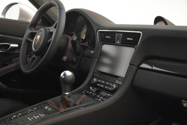 Used 2018 Porsche 911 GT3 for sale Sold at Alfa Romeo of Westport in Westport CT 06880 22