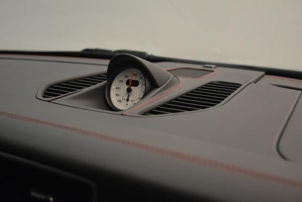 Used 2018 Porsche 911 GT3 for sale Sold at Alfa Romeo of Westport in Westport CT 06880 27