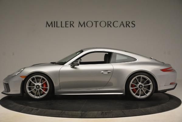 Used 2018 Porsche 911 GT3 for sale Sold at Alfa Romeo of Westport in Westport CT 06880 3