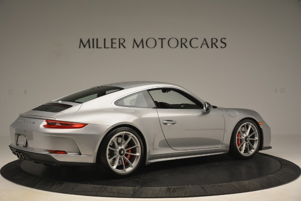 Used 2018 Porsche 911 GT3 for sale Sold at Alfa Romeo of Westport in Westport CT 06880 9