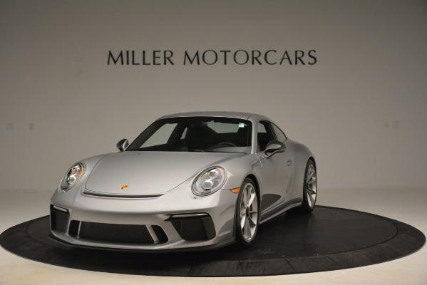 Used 2018 Porsche 911 GT3 for sale Sold at Alfa Romeo of Westport in Westport CT 06880 1