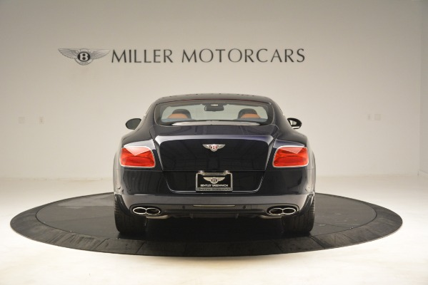 Used 2013 Bentley Continental GT V8 for sale Sold at Alfa Romeo of Westport in Westport CT 06880 6