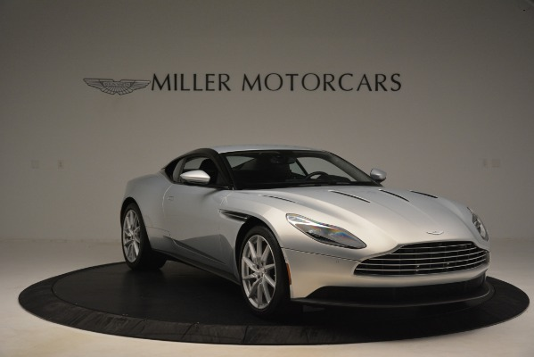 Used 2018 Aston Martin DB11 V12 Coupe for sale Sold at Alfa Romeo of Westport in Westport CT 06880 10