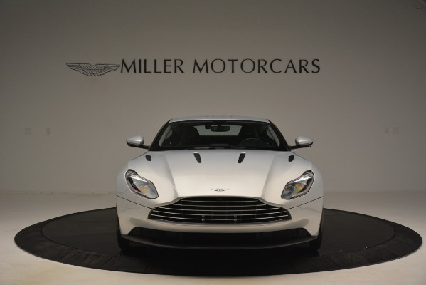 Used 2018 Aston Martin DB11 V12 Coupe for sale Sold at Alfa Romeo of Westport in Westport CT 06880 11