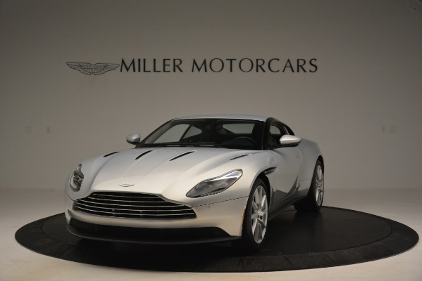Used 2018 Aston Martin DB11 V12 Coupe for sale Sold at Alfa Romeo of Westport in Westport CT 06880 12