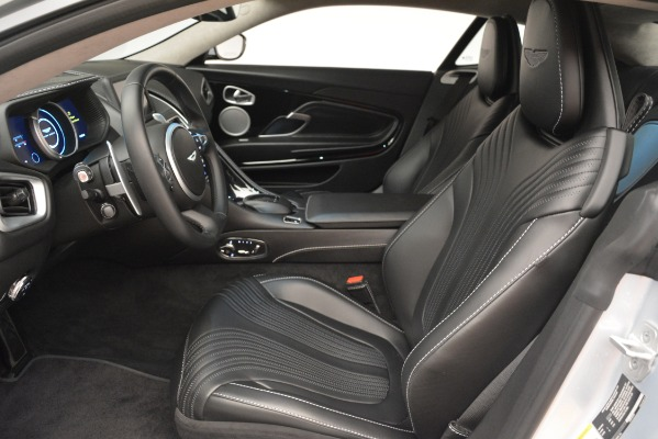 Used 2018 Aston Martin DB11 V12 Coupe for sale Sold at Alfa Romeo of Westport in Westport CT 06880 13