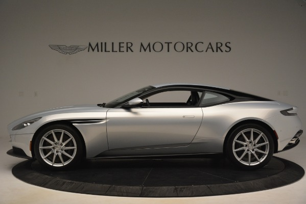 Used 2018 Aston Martin DB11 V12 Coupe for sale Sold at Alfa Romeo of Westport in Westport CT 06880 2