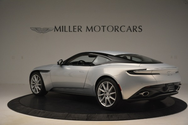 Used 2018 Aston Martin DB11 V12 Coupe for sale Sold at Alfa Romeo of Westport in Westport CT 06880 3