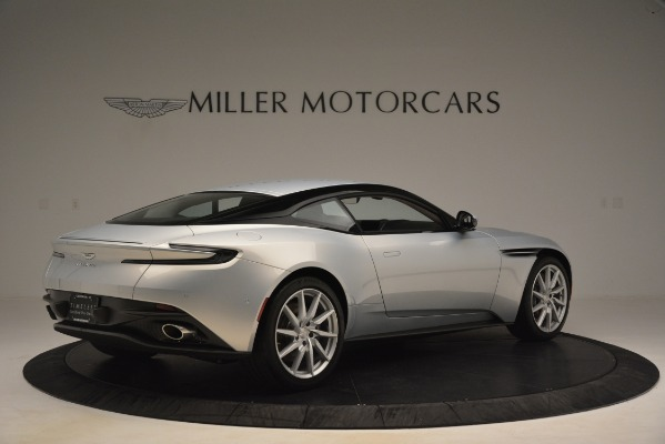Used 2018 Aston Martin DB11 V12 Coupe for sale Sold at Alfa Romeo of Westport in Westport CT 06880 7