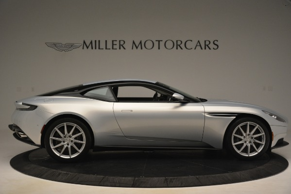 Used 2018 Aston Martin DB11 V12 Coupe for sale Sold at Alfa Romeo of Westport in Westport CT 06880 8