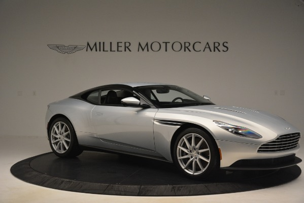 Used 2018 Aston Martin DB11 V12 Coupe for sale Sold at Alfa Romeo of Westport in Westport CT 06880 9