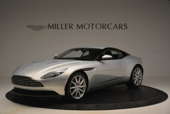 Used 2018 Aston Martin DB11 V12 Coupe for sale Sold at Alfa Romeo of Westport in Westport CT 06880 1