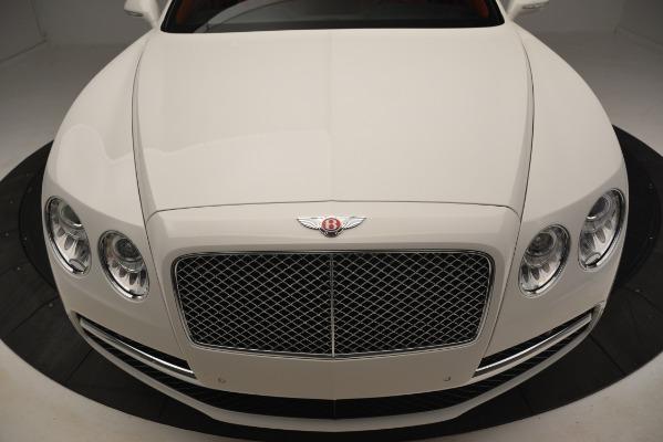 Used 2016 Bentley Flying Spur V8 for sale Sold at Alfa Romeo of Westport in Westport CT 06880 13