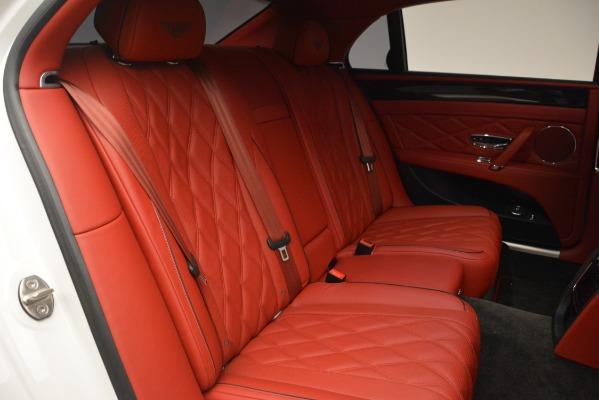 Used 2016 Bentley Flying Spur V8 for sale Sold at Alfa Romeo of Westport in Westport CT 06880 27