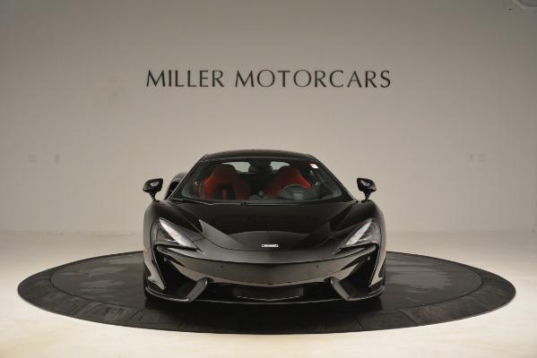 Used 2016 McLaren 570S Coupe for sale Sold at Alfa Romeo of Westport in Westport CT 06880 11