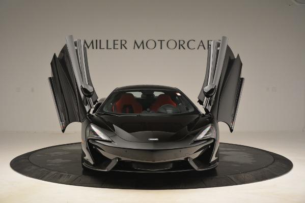 Used 2016 McLaren 570S Coupe for sale Sold at Alfa Romeo of Westport in Westport CT 06880 12