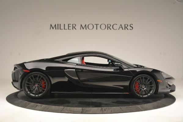 Used 2016 McLaren 570S Coupe for sale Sold at Alfa Romeo of Westport in Westport CT 06880 8