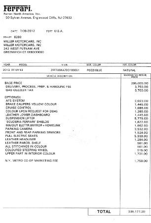 Used 2013 Ferrari FF for sale $159,900 at Alfa Romeo of Westport in Westport CT 06880 25