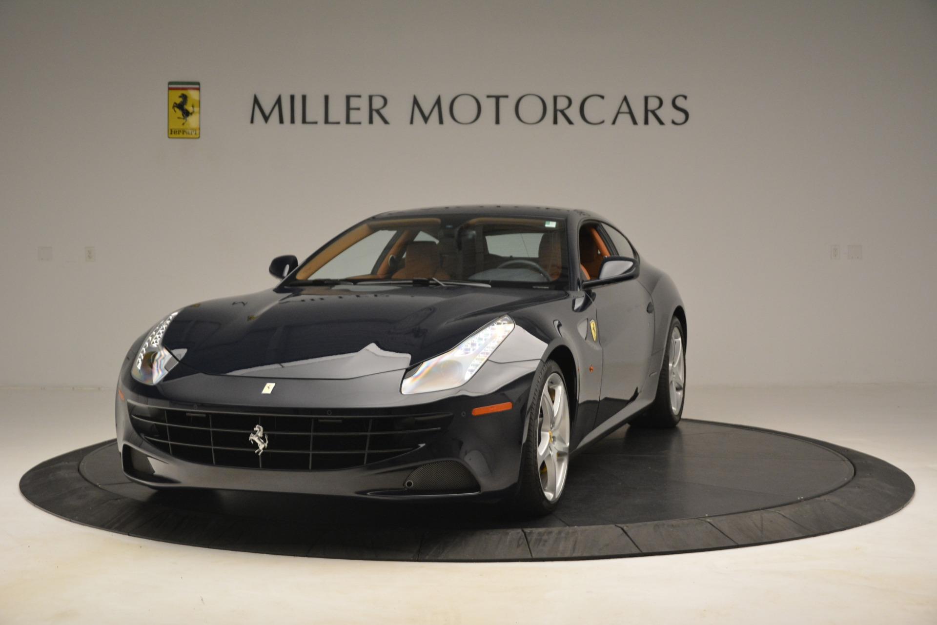 Used 2013 Ferrari FF for sale $159,900 at Alfa Romeo of Westport in Westport CT 06880 1