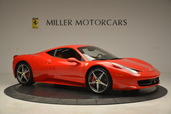 Used 2014 Ferrari 458 Italia for sale Sold at Alfa Romeo of Westport in Westport CT 06880 10