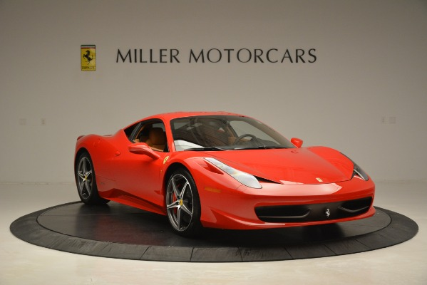 Used 2014 Ferrari 458 Italia for sale Sold at Alfa Romeo of Westport in Westport CT 06880 11