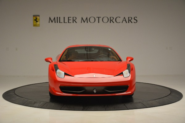 Used 2014 Ferrari 458 Italia for sale Sold at Alfa Romeo of Westport in Westport CT 06880 12