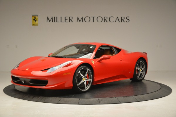 Used 2014 Ferrari 458 Italia for sale Sold at Alfa Romeo of Westport in Westport CT 06880 2